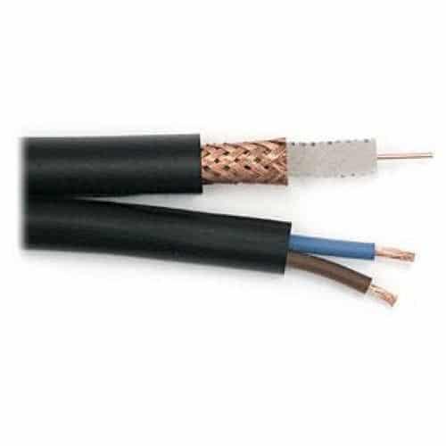 Koaksijalni kabl RG59 + 2x0.50 mm2