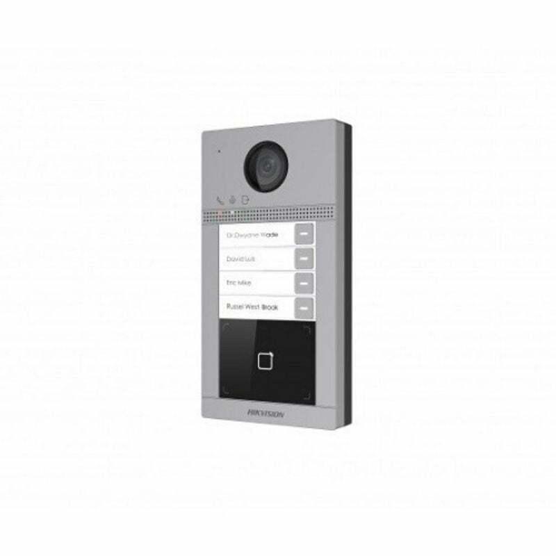 Hikvision DS-KV8413-WME1 RFID pozivni tablo za IP interfon