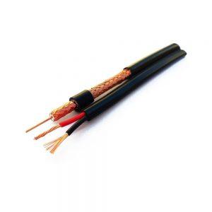 Koaksijalni kabl RG59+2×0.75 100m video nadzor