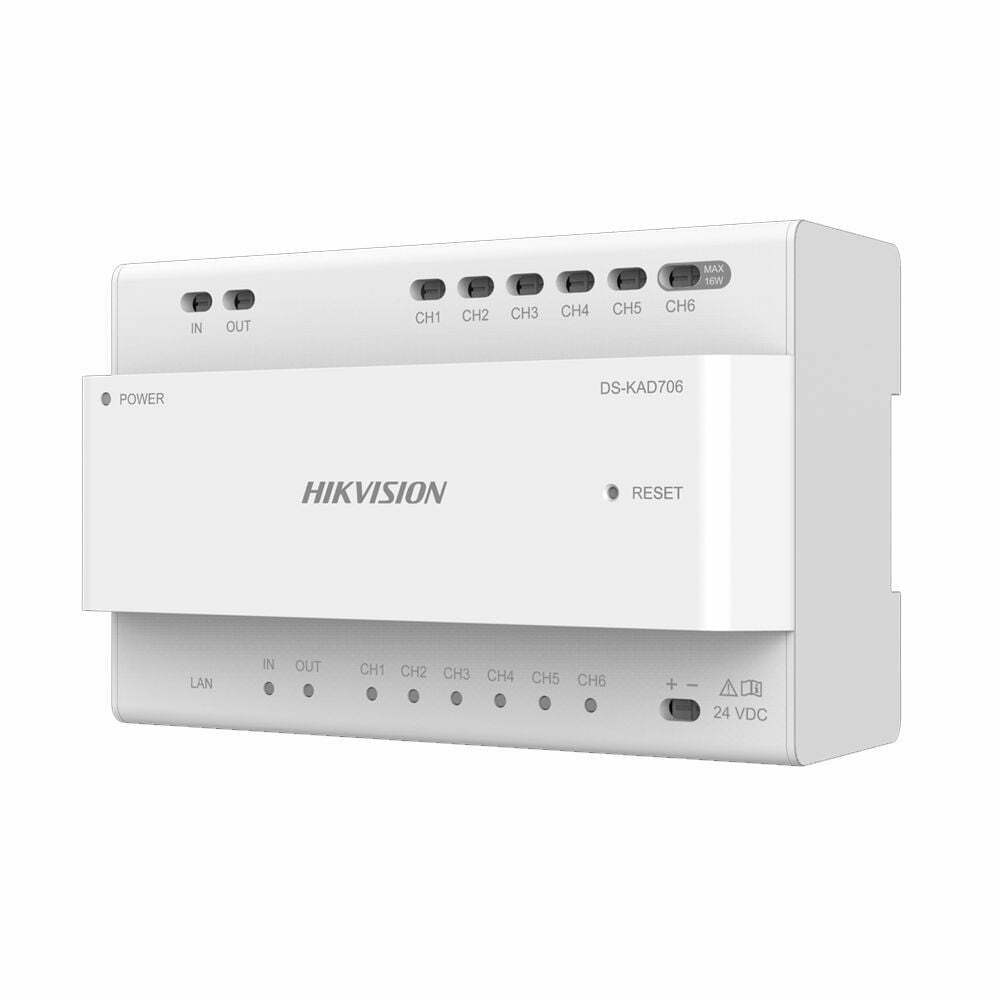Hikvision KAD706 audio/video distributer