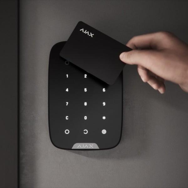 AJAX KeyPad Plus